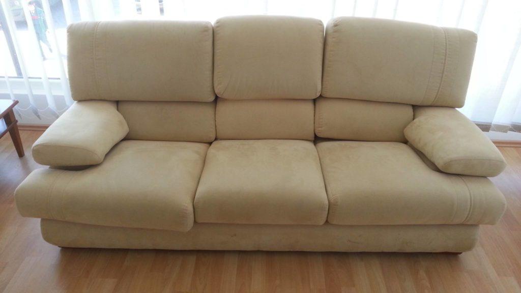 Sokdarabos kanapé