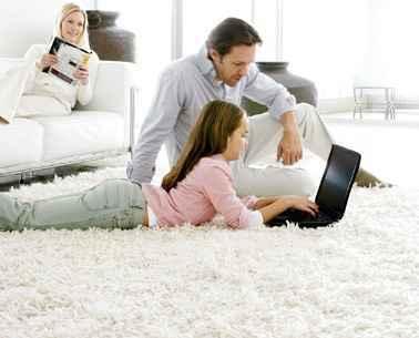 szőnyegtisztítás családban