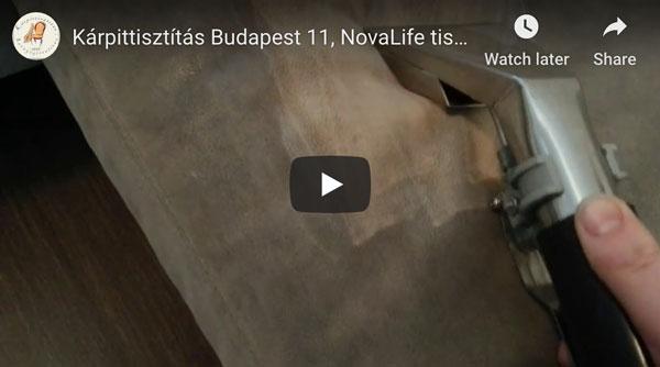 Novalife tisztítás